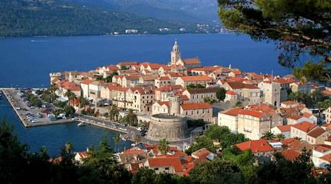 Game of Thrones -sarjaa on kuvattu muun muassa Dubrovnikissa.