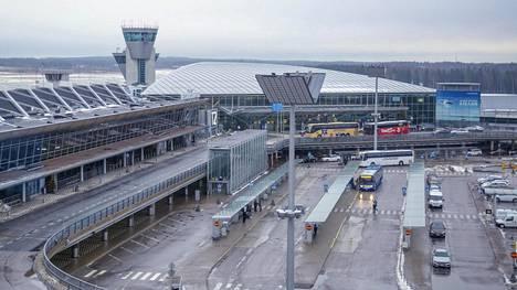 Helsinki–Vantaan lentokenttä