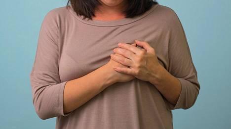 Korkea verenpaine on yleisin ja tärkein eteisvärinän riskitekijä.