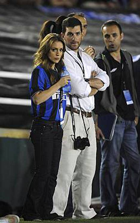 Alyssa Milano ja David Bugliari vihittiin lauantaina. Pari tapasi toisensa 2006.