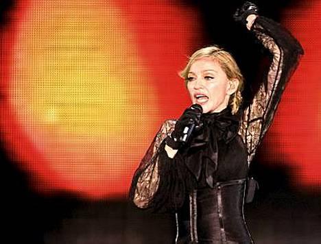 Madonnan perheessä ei jaeta lahjoja jouluna.