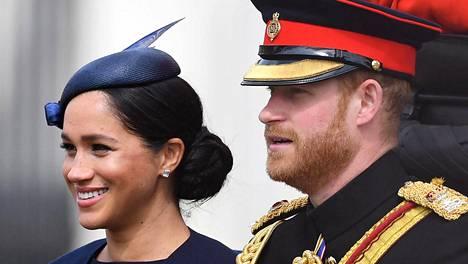 Prinssi Harry ja herttuatar Meghan teetättivät jättiremontin uuteen Windsorin-kotiinsa.