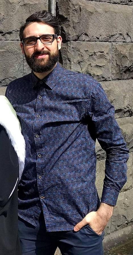 Futsal-pelaaja Atta Elayyan kuoli iskussa.