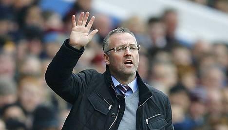 Paul Lambert sai potkut Aston Villasta keskiviikkona 2,5 vuoden jälkeen.