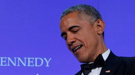 Ex-presidentti Barack Obama täyttää 60 vuotta 4. elokuuta.