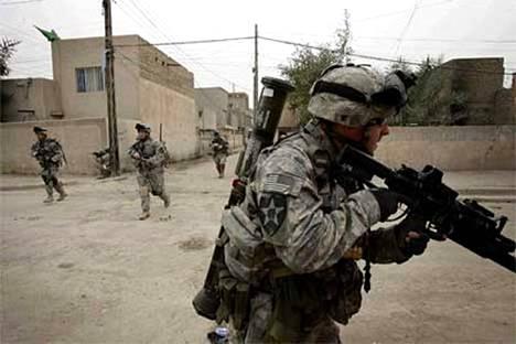 Yhdysvaltain ja Irakin hallituksen joukot aloittivat tänään operaation Bagdadissa kapinallisten kukistamiseksi.
