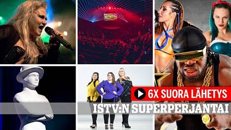 Suorien uutislähetysten lisäksi ISTV:ssä on perjantaina 22.3.2019 oikea viihteellisten suorien superilta. Katsottavana on Jussi-gaalan ja Radiogaalan punaisten mattojen osuudet, Miss Plus Size -finaali, Battle Beastin konsertti, Slam Wrestling Finland -vapaapainitapahtuma ja Radiogaalan varsinainen gaalaosuus.