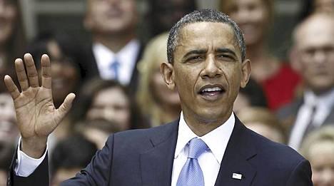 Presidentti Barack Obaman suosio on kääntynyt selvään nousuun terroristijohtaja Osama bin Ladenin surmaamisen jälkeen.