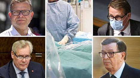 Monille poliitikoille sydänoireet ovat paljastuneet yllättäen.