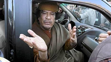 Muammar Gaddafin valtakauden uskotaan olevan pian ohi Libyassa.