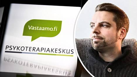 Ville Tapio johti Psykoterapiakeskus Vastaamoa tietomurtojen aikaan.