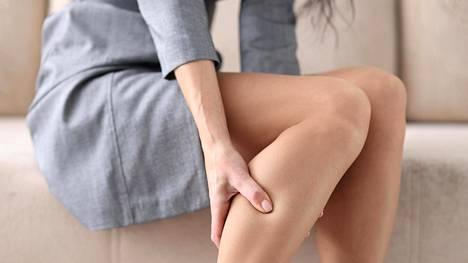 Suonikohjut ovat usein oireettomia, jolloin haitta on pääosin kosmeettinen.