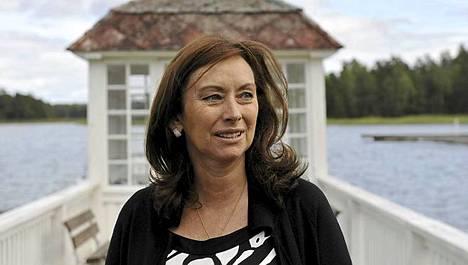 Anita ja Poju Zabludowiczin taidekokoelma sijaitsee Sarvisalossa Loviisassa.