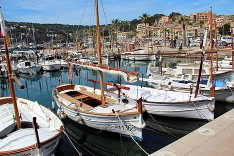 Emily Höckertillä on kokemusta turismin haitoista Palma de Mallorcalta.