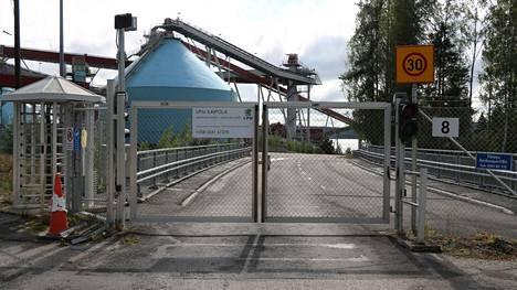 UPM lopetti Kaipolan paperitehtaan tuotannon alkuvuonna.