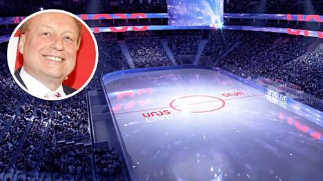 Mika Sulin kommentoi Tampereen uuden areenan nimeä.