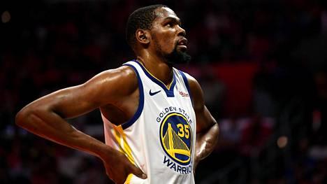Golden State Warriors ei antanut LA Clippersin yllättää toista kertaa