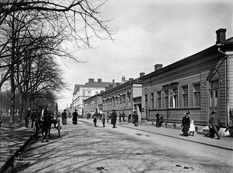 Talta Helsinki Naytti Yli 100 Vuotta Sitten Talta Samat Paikat