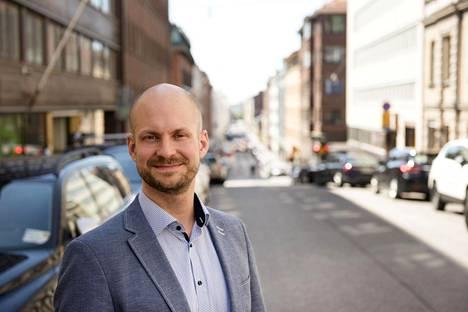 Ville Valkonen pyrkii lisäämään sijoitusasuntojensa määrää maltilla.