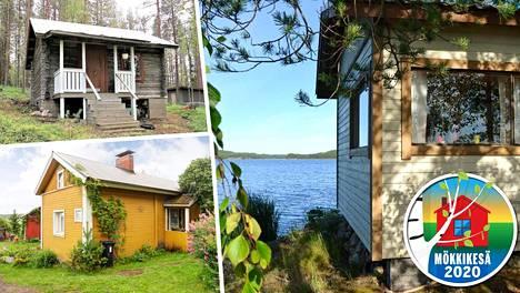 Suurin osa Suomessa myytävistä alle 20000 euron kesämökeistä on rapistuvia rintamamiestaloja tai vanhoja mummonmökkejä.