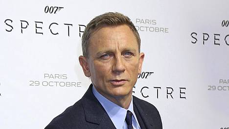 Daniel Craig on yksi maailman kovatuloisimpia näyttelijöitä.