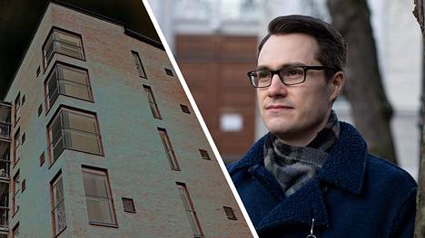 Hypon pääekonomisti Juhana Brotherus arvioi asuntojen hintojen laskevan koronaviruskriisin takia. Arkistokuva.