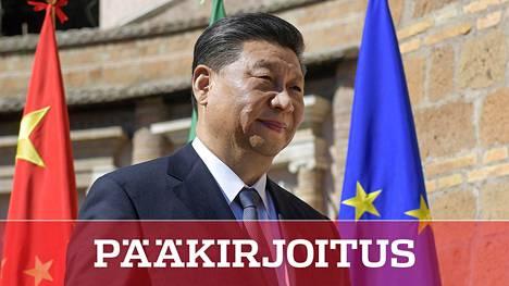 Xi Jinping johtaa Kiinaa talouden maailmanmahdiksi. Mitä Euroopan unionin pitäisi tehdä?