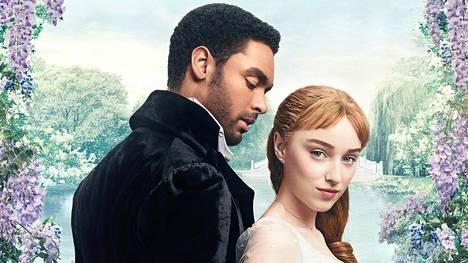 Bridgerton-kirjasarjan ensimmäinen osa Salainen sopimus löytyy suomeksi esimerkiksi BookBeatista, mutta ei vedä vertoja koukuttavuudessa Netflix-hitille.
