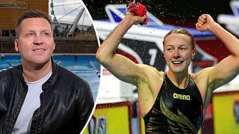 Huippu-uimari Sarah Sjöström ryhtyi kasvissyöjäksi. Takavuosien uintitähti Jani Sievinen aikoo seurata perässä.