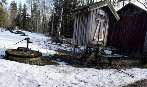 Kaikki pitkään tyhjillään olleet talot eivät välttämättä ole hylättyjä.