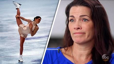 Nancy Kerrigan, 47, voitti urallaan kaksi olympia- ja kaksi MM-mitalia.