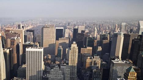 New York on varatuin syyslomakohde, Expedia kertoo. Kuvituskuva.