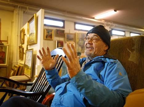 Lempääläläinen Veli Seppä oli avainhahmoja suuressa taideväärennösjutussa. Lukemattomia tauluja väärentänyt eläkkeellä oleva hitsari ei päässyt rikoksellaan rikastumaan. Seppä sai teoistaan sai liki kahden vuoden ehdollisen vankeustuomion.