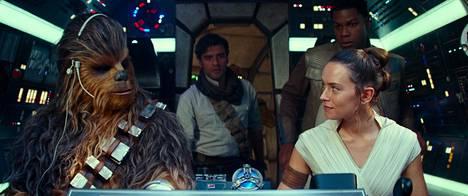 Suotamo näyttelee Chewbaccaa joulukuussa ensi-iltansa saavassa Star Wars: The Rise of Skywalker -elokuvassa.