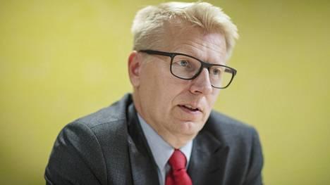Kimmo Tiilikainen hakee ympäristöministeriön kansliapäälliköksi.