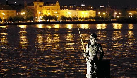 Tulviva Vlatava Prahassa.