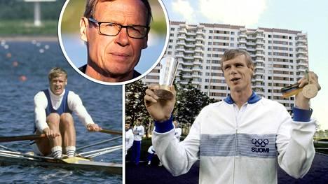 Paikalliset jääpalat olivat pilata Pertti Karppisen kultajahdin Moskovan olympialaisissa vuonna 1980.