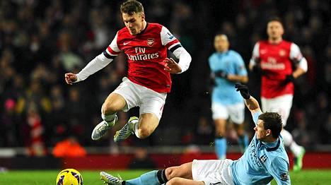 Arsenal ja Manchester City kohtaavat Helsingissä.