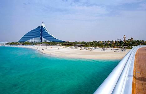 Suosittujen matkailukohteiden kallein oli Dubai.