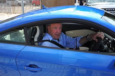 Jeremy Clarkson tuli tunnetuksi Top Gear -ohjelman juontajana.