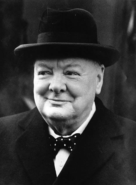Winston Churchill  oli tunnettu päivätorkuistaan.