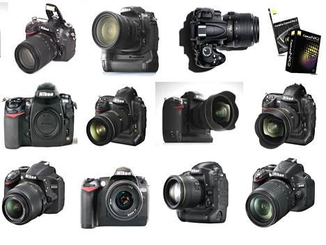 Nikonin järjestelmäkameroiden myynti laskee tänä vuonna ensimmäistä kertaa sitten vuoden 1999 markkinoille tulon.