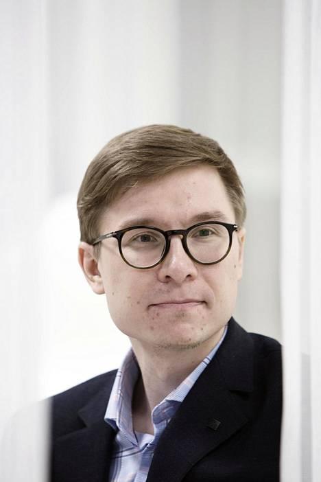 Nordean ekonomisti Olli Kärkkäinen.