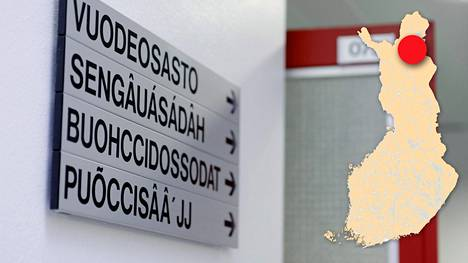 Kaksi ihmistä on hakeutunut Ivalon terveyskeskukseen influenssaoireiden vuoksi.