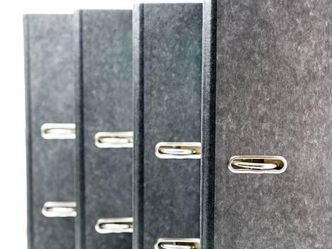 Kiireellisen homman hoidettuasi voit siirtää paperin ajankohtaisesta pinosta aina omaan arkistoonsa.