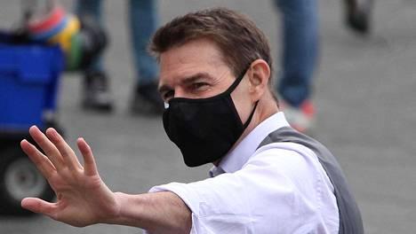 Tom Cruise ei halua enää minkään viivästyttävän uuden Mission Impossible -elokuvan ensi-iltaa.