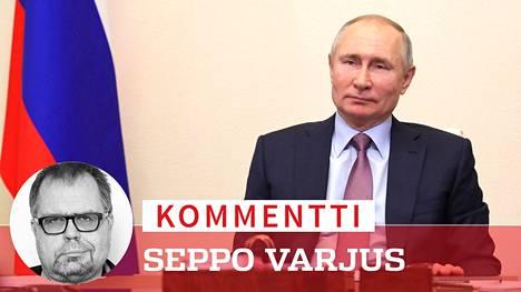 Putinin Venäjä ei paljoa piittaa EU:n moitteista.
