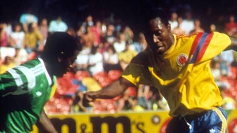 Kolumbia ja Kamerun kohtasivat 1990 MM-kisojen neljännesvälierissä. Kamerun voitti 2–1.