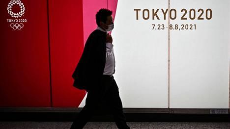 Tokion olympialaiset on siirretty jo ensi vuoteen, mutta pidetäänkö niitä edes 2021?