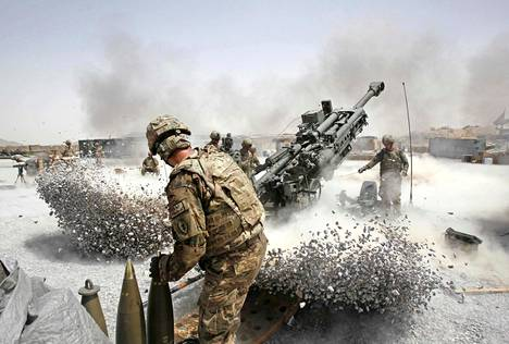 Yhdysvallat on lähettämässä tuhansia lisäsotilaita Afganistaniin.